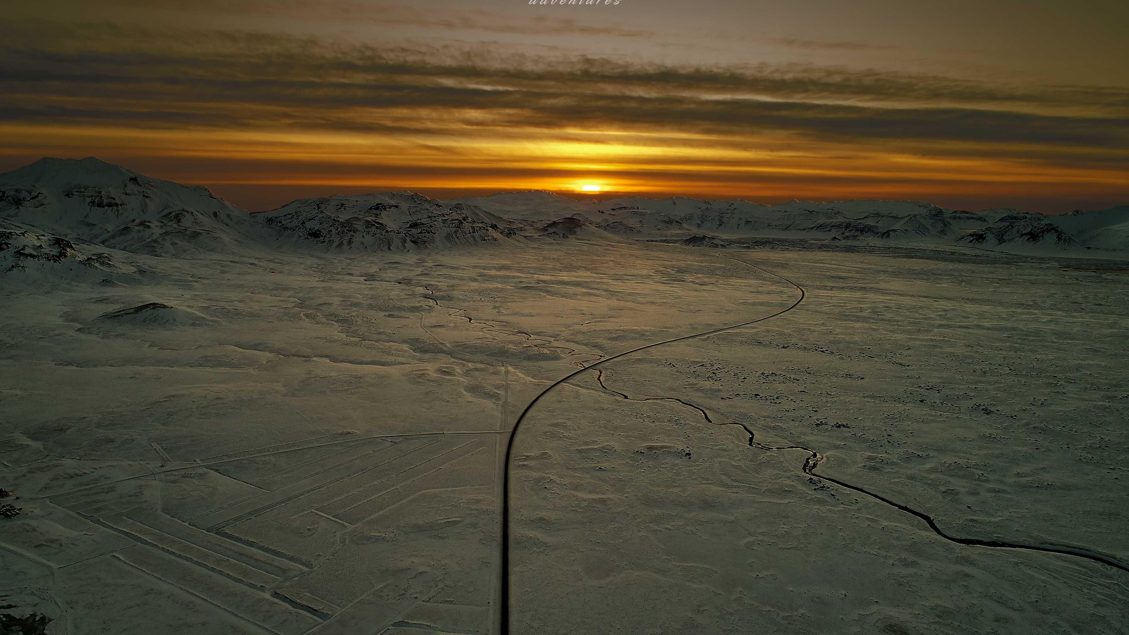 Snæfelsness sunsetweb